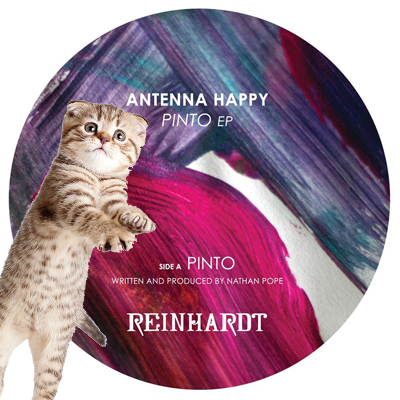 Antenna Happy - Pinto EP