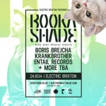BOOKA SHADE TO PLAY FIRST UK CLUB SHOW IN 18 MONTHS
