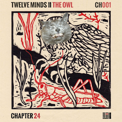 chapter 24 records - twelve minds - the owl EP