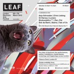 LEAF CLUB | TICKET COMPETITION