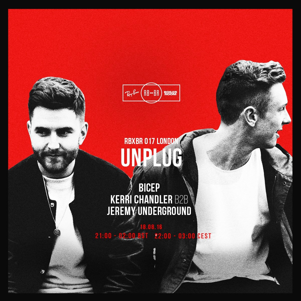 Boiler Room Techno: UNPLUG - The Techno Kittens